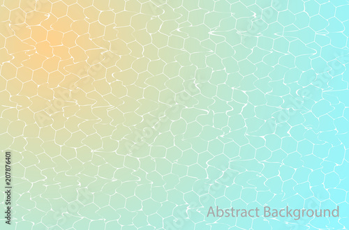 Fotobehang Abstractie Art Abstract Background with ripple effect