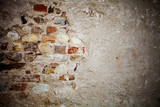 Aged wall background - 207886298