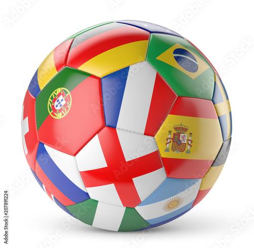 Ballon de football vectoriel 15