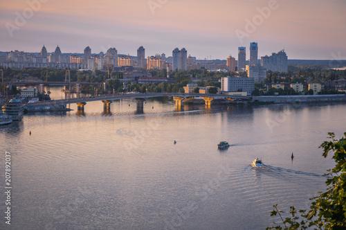 Aluminium Kiev Views of Kiev