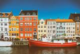 Embankment New Harbour, Copenhagen, Denmark - 207905252