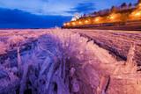 Khabarovsk Cliff in winter - 207925699