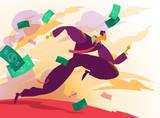 Rincorsa al successo economico - 207929070
