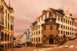 Cityscape of Alesund - Norway - 207937494