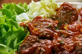 Traditional West African Beef Stew - 207942201