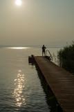 pescatore all'alba - 207993494