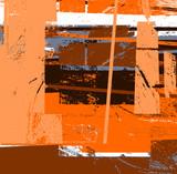 grunge abstract background design - 207997062