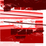 grunge abstract background design - 207997091
