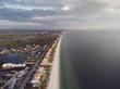 Bird's Eye View of Coastline - 208004252