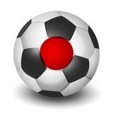 日本 サッカー 国 アイコン