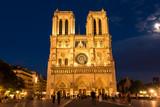 Seine Notre-Dame in Paris
