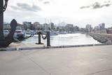 Puerto de Gandia durante el día - 208072064