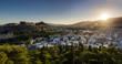 Athens Sunrise 3