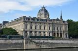 Tribunal de commerce à Paris, France