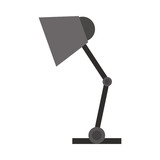 Light lamp isolated vector illustration graphic design - 208087203