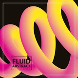 fluid abstract spiral neon color background vector illustration - 208087680