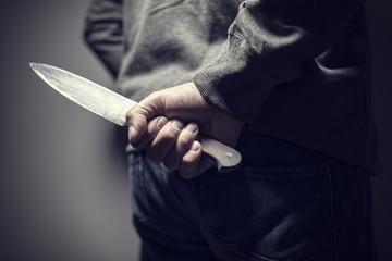 Knife crime © Brian Jackson