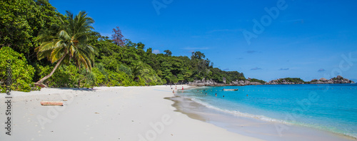 Similan islands in Thailand - 208088876