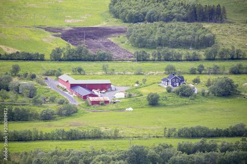 Canvas Khaki Farmland