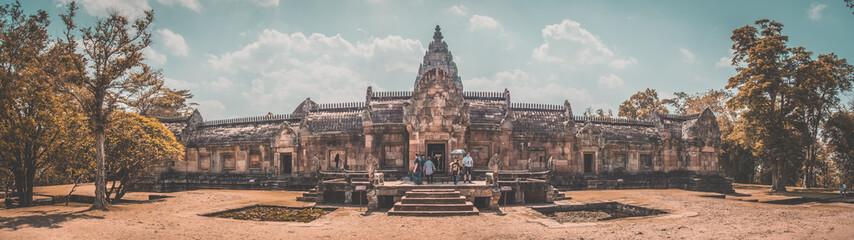 Phanom Rung Historical Park, Buriram, Thailand © pierrick
