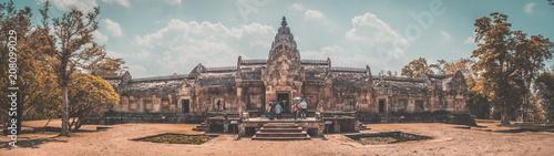 Phanom Rung Historical Park, Buriram, Thailand - 208099029