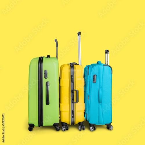 Foto Murales Suitcase.