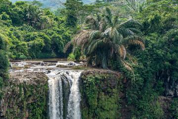 Chamarel Waterfall, Mauritius © danmal25