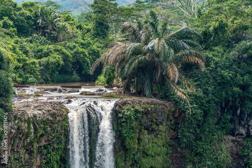 Chamarel Waterfall, Mauritius - 208131476