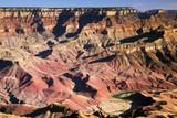 Colorado River Carved Grand Canyon National Park, Arizona - 208133657