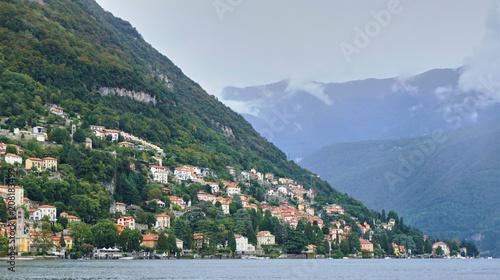 Fridge magnet Lake Como, Italy