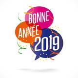 Bonne année 2019 - 208195436