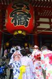 Sensoji temple Asakusa, Tokyo.