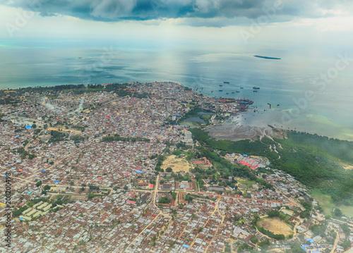 Aluminium Zanzibar Zanzibar from Above (aerial views)