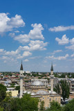 Top view of the sights of the ancient city. - 208208408