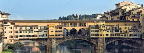 Aluminium Florence Ponte Vecchio Florenz Italien