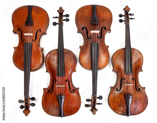 Old violins collection - 208227229