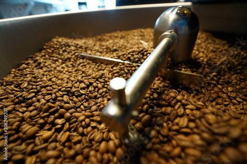 Fotobehang Koffiebonen Coffee 3