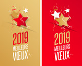 2019 / Meilleurs vœux - 208266645