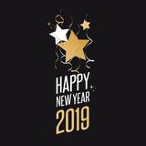 Happy new year 2019 - 208267423