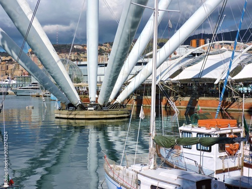 Aluminium Liguria Genova, porto antico