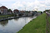 canal de chauny et son écluse  - 208281073