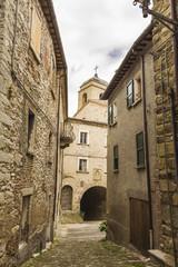 Vicolo del centro storico di San Marino © chiara75