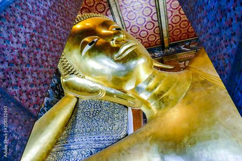 Fotobehang Bangkok Beautiful photo of Buddist Statue, Bangkok City taken in thailand