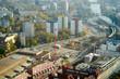 Stadtpanorama Blick vom Berliner Fernsehturm