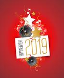 Happy new year 2019 - 208360024
