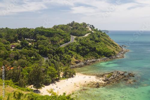 Foto Murales Tropical islands ,  ocean coast,   Phuket. Thailand