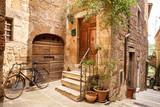 Pitigliano, Toscana, Italia, Borghi più belli d'Italia