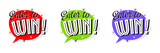 Enter to win ! - 208407210