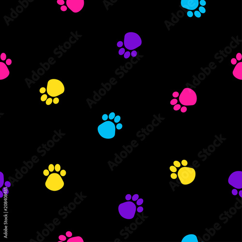 Abstract Seamless Pattern Modern Swatch Background For Birthday