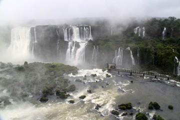 Iguazu Falls, Brazil © Kathy Huddle